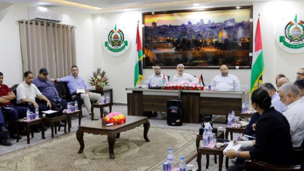 חמאס משקיע בבניית הכוח הצבאי והפוליטי