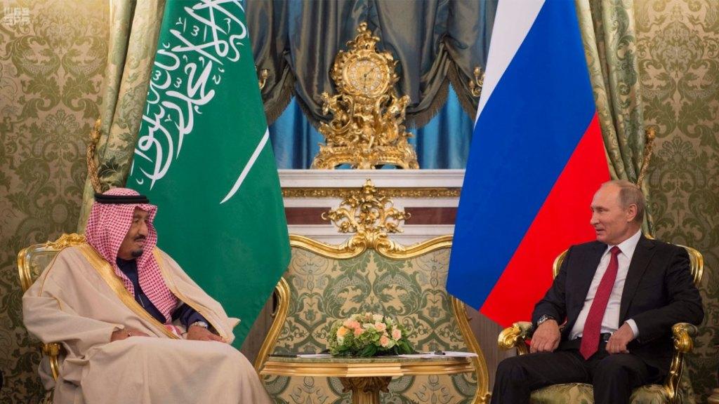 גם מלך סעודיה הבין - פוטין בעל הבית החדש