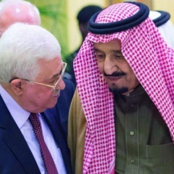 סעודיה מבהירה לעבאס מה יותר חשוב לה