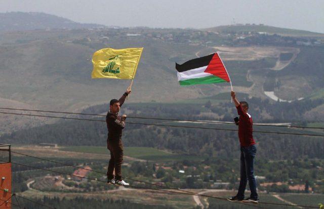 התגרות של החיזבאללה נגד ישראל