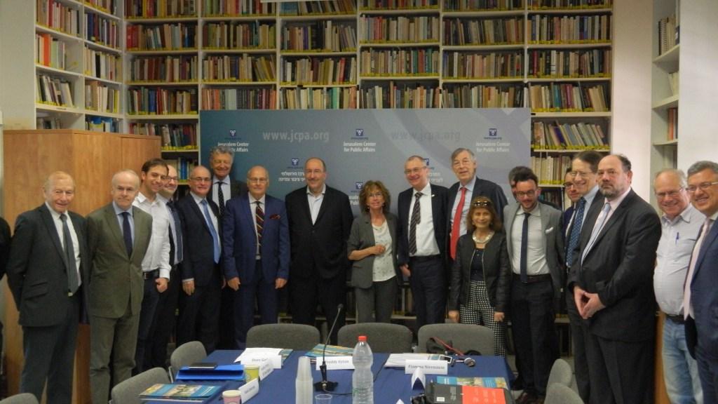 האם ניתן לשנות את יחסי ישראל – אירופה?