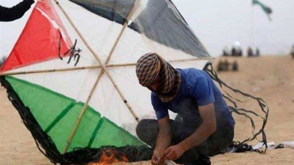חילוקי דעות בחמאס בדבר המשך טרור העפיפונים והבלונים