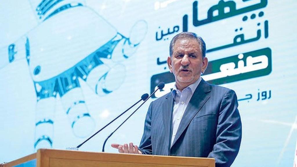 סגן נשיא איראן: יש קונים חדשים לנפט שלנו