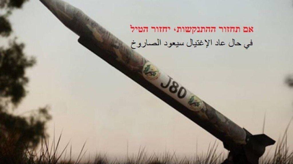 המסר הכפול של חמאס לישראל ומצרים