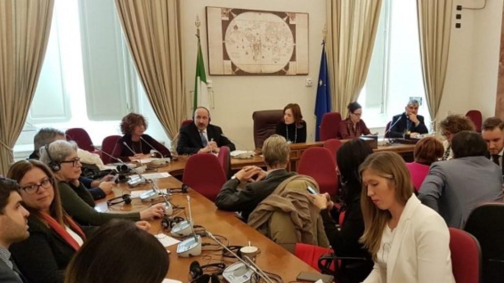 """דיון בפרלמנט האיטלקי: """"איראן מבצעת חילופי אוכלוסייה בסוריה"""""""