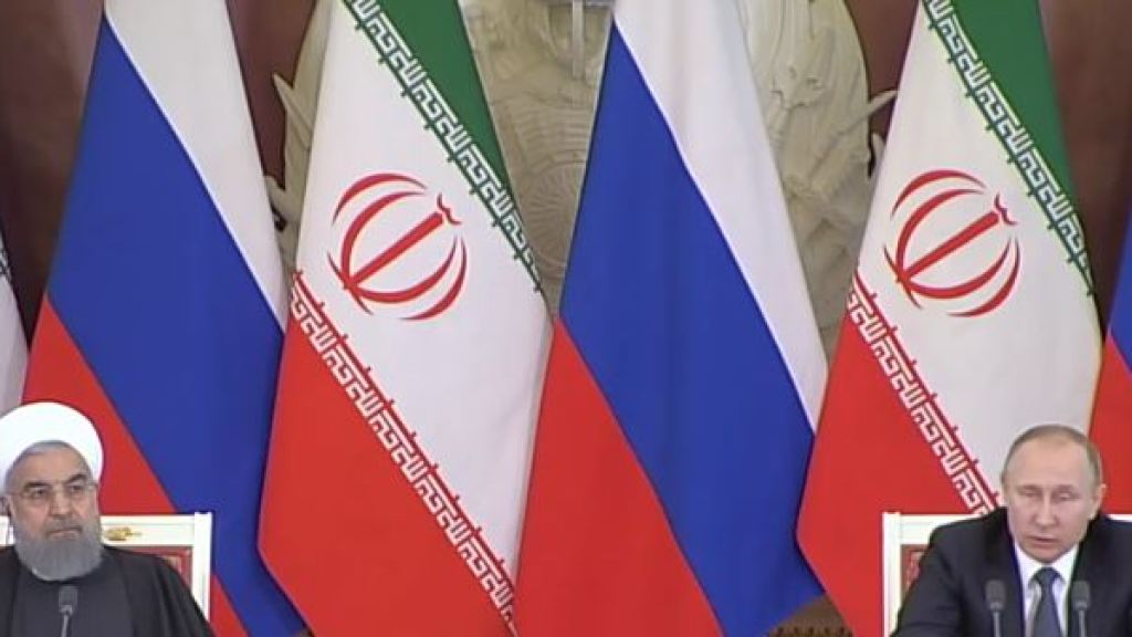 """""""דיווחים על חילופי אש בין הרוסים לאיראנים"""""""