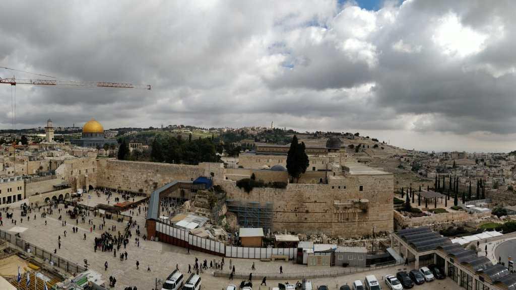 ירושלים: שמירה על עיר מאוחדת, במקום תוכניות חלוקה