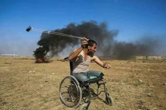 פאדי חסן סלמאן אבו סילמי , קטוע הרגל - איש ג'יהאד?