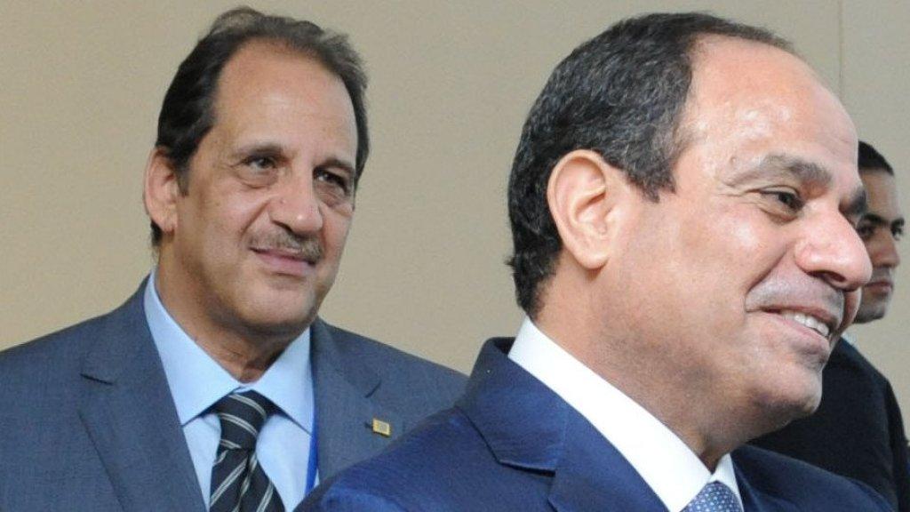 מצרים הקפיאה את נושא הפיוס