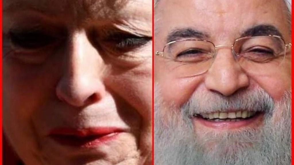 קריאות באיראן – לך בדרכה של מיי