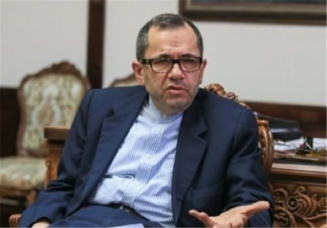 """שגריר איראן באו""""ם"""