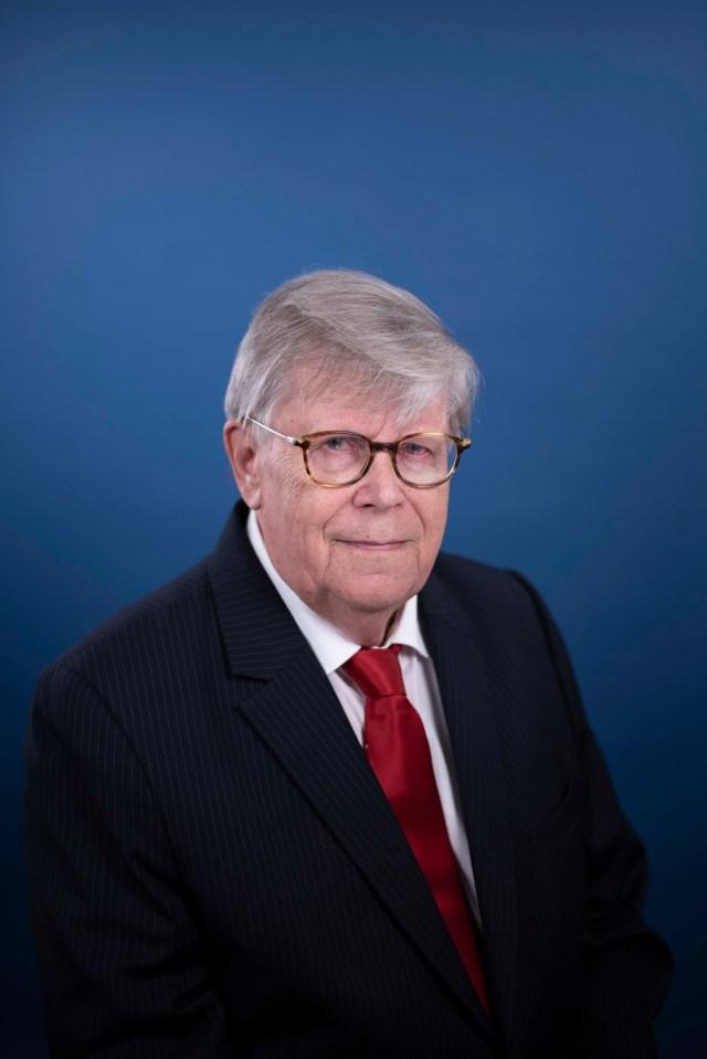 מר אולי הינוניין, לשעבר סגן ראש הסוכנות לאנרגיה אטומית