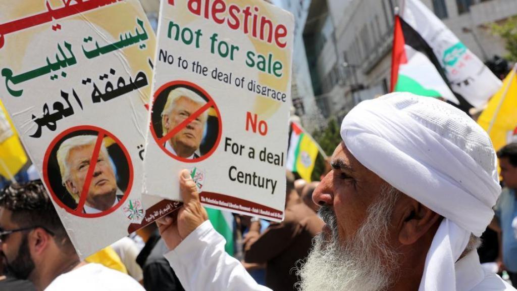 הפלסטינים חוששים הוועידה בבחריין - קדימון להחלפת עבאס