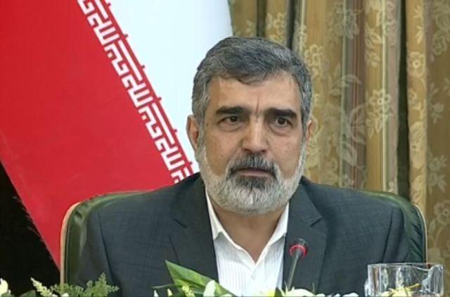 דובר הסוכנות לאנרגיה אטומית של איראן בהארוז כאמאלנדאווי