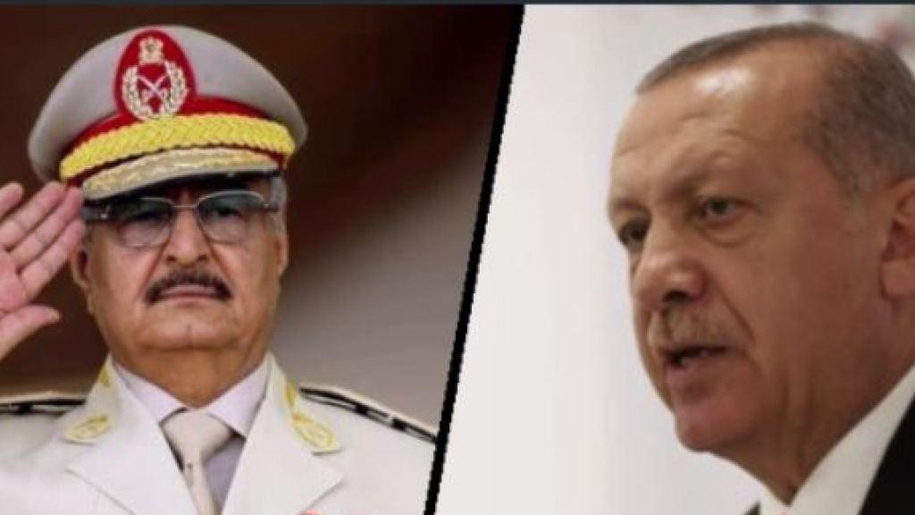המאבק על לוב: טורקיה של ארדואן נגד הסונים בלוב