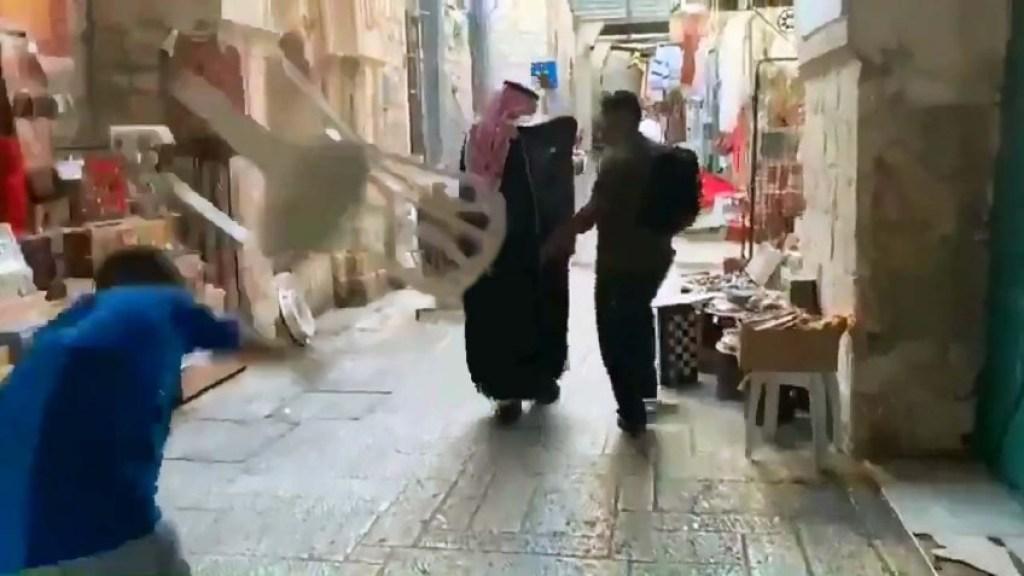 מדוע ביקור הבלוגר הסעודי