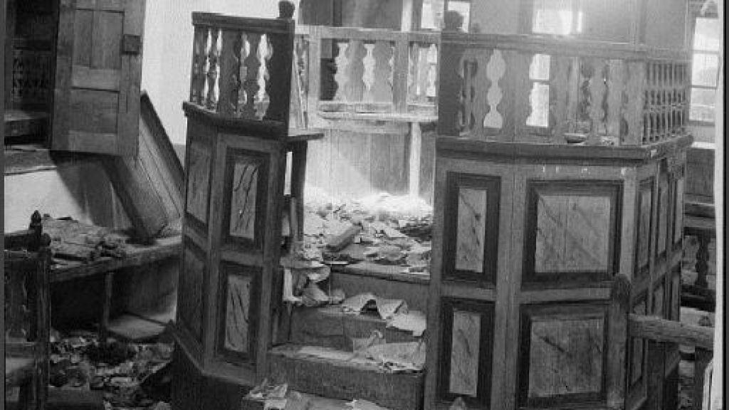 """90 שנים למאורעות תרפ""""ט: תמונות נדירות נחשפות"""