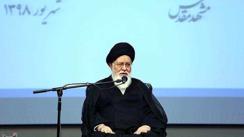 """דרשן יום השישי משהד : אם תותקף איראן """"ישראל תקבר בתוך חצי יום"""""""