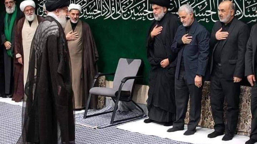 אלצדר מבקר באיראן -עיראק משלמת בדם על מלחמותיה של איראן