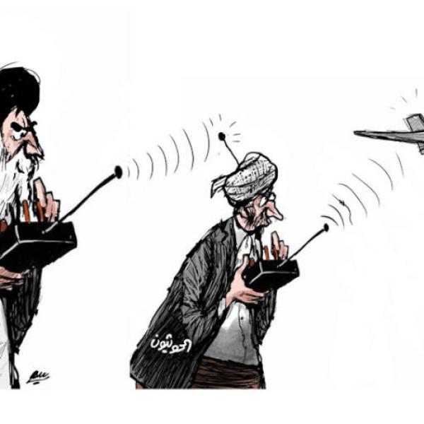 המסרים של איראן למדינות המזה