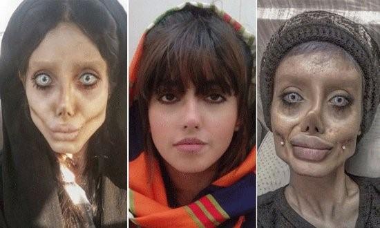 פאטמה ק.ה (Fatemeh kh) המוכרת כסחר תבר נעצרה באיראן