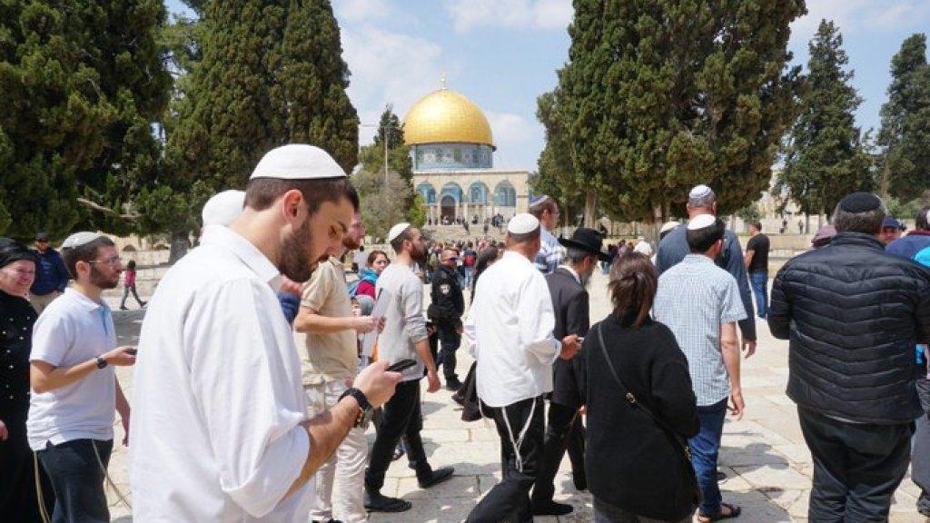 שיא חדש במספר המבקרים היהודים בהר הבית בחודש תשרי כ-6000