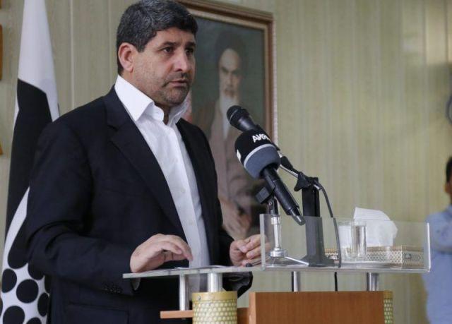 זיה האשמי, מנהל סוכנות הידיעות ISNA