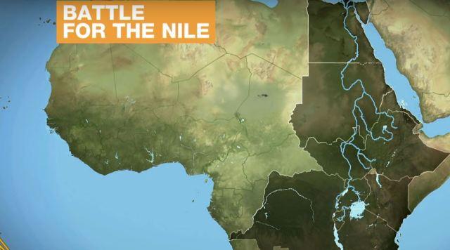 המלחמה על הנילוס // צילום מסך