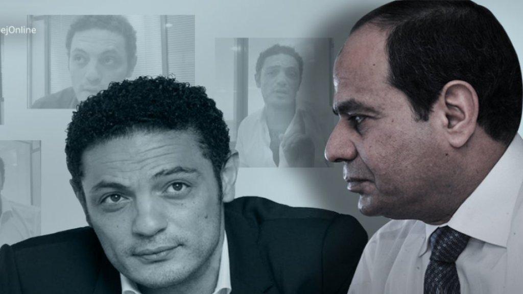 השערורייה החדשה במצרים