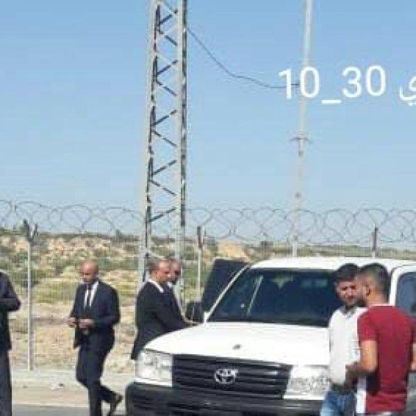 ישראל מצרים וחמאס - מילכוד 22