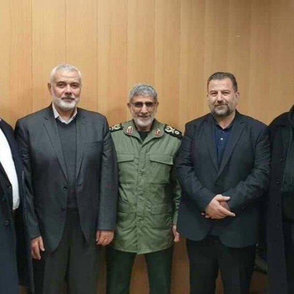 איראן מבקשת לאותת לישראל מעזה