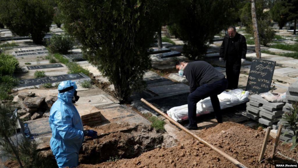 הקורונה: מנהל רשות הבריאות באיראן: סיכוי ש- 200 אלף בני אדם ימותו