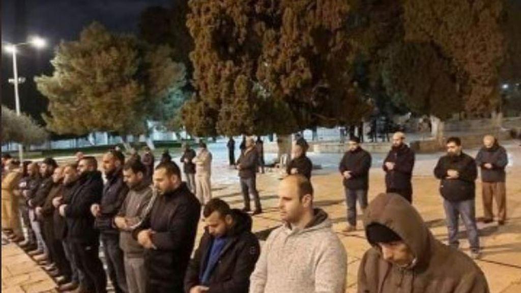 הר הבית ייסגר מהיום בפני יהודים ומוסלמים