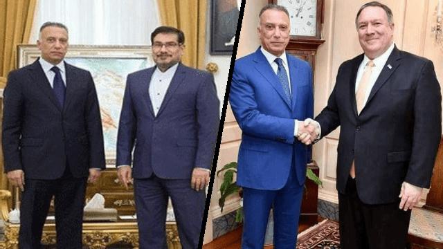 המאבק בין איראן לארה
