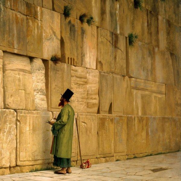 הכותל המערבי והיהודים: אלף שנה ויותר של תפילות באתר המקודש - חלק ב'