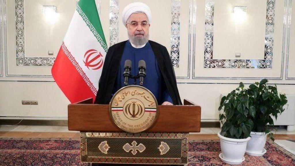 רוחאני: לא משנה מי ינצח בבחירות ייכנע בסוף לאיראן