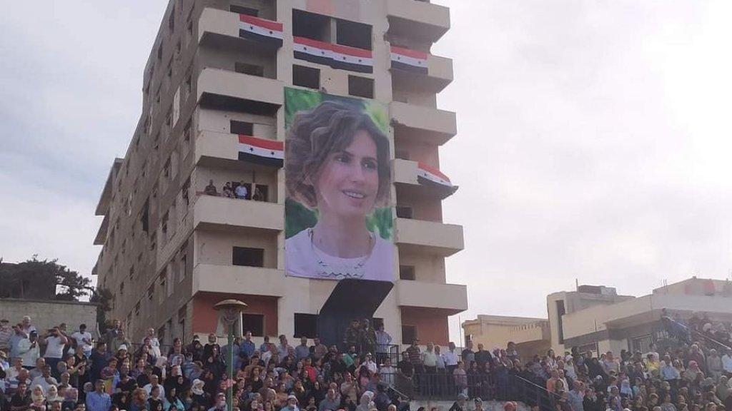 הנשיאה הבאה של סוריה?