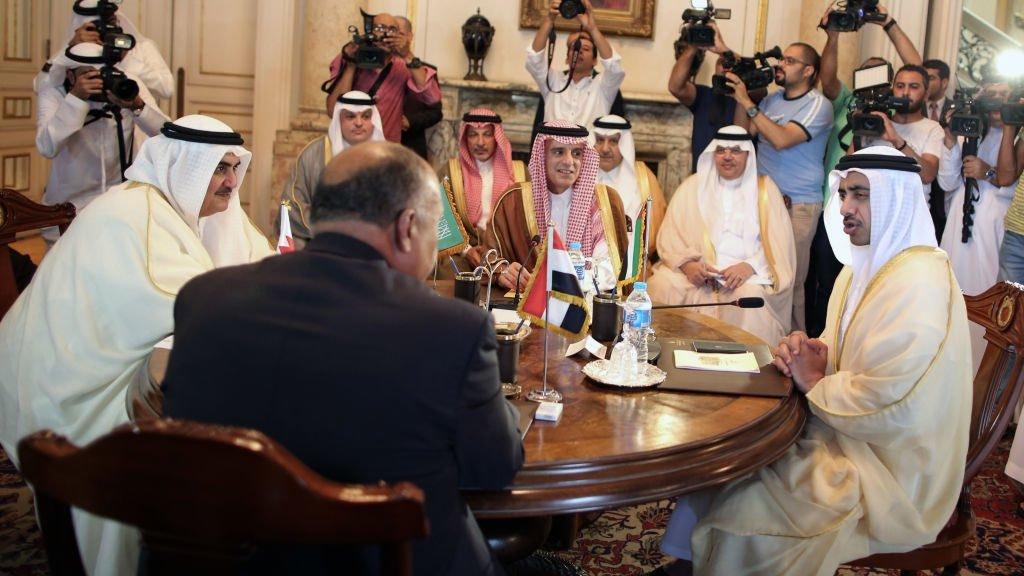 האם צפויה התקרבות בין סעודיה לקטאר?