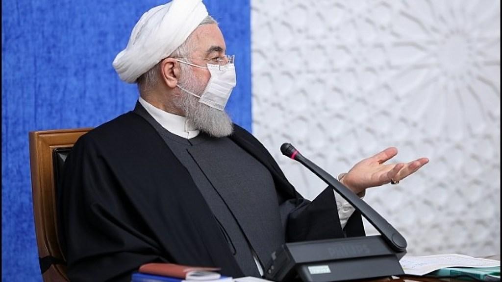 נשיא איראן: נמשיך לדבוק בהסכם הגרעין למרות התנגדות מבית
