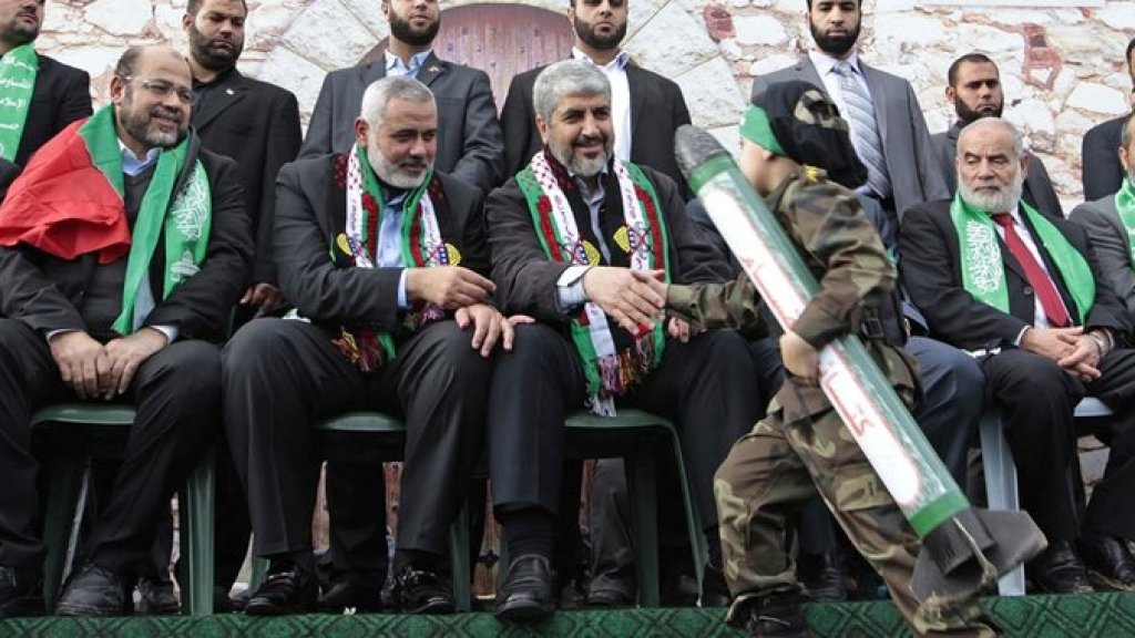 ברקע מאבקים פנימיים - מאבקי הבחירות בחמאס