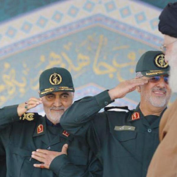 בכיר באיראן חושף: הוקמו 82 חטיבות לחימה בסוריה ועיראק