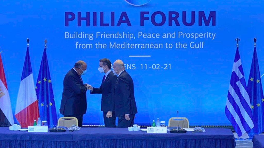 מדינות אגן הים התיכון מבהירות לטורקיה את כללי המשחק