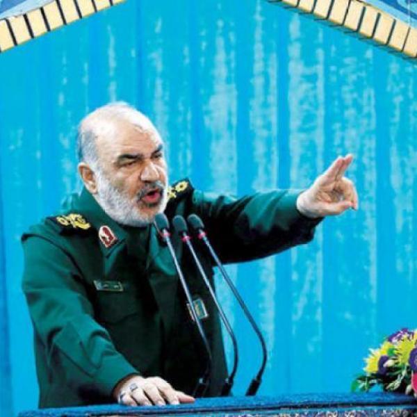 האיחוד אירופי הטיל סנקציות נגד מפקד משמרות המפכה