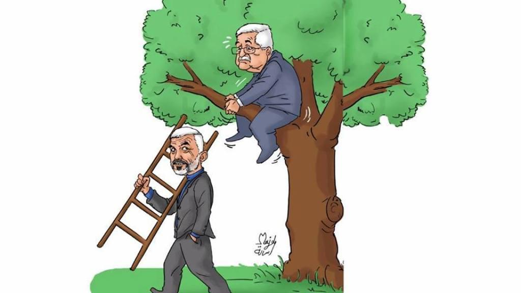 עבאס וישראל יודעים - ימים קריטים להמשך היציבות של הרש