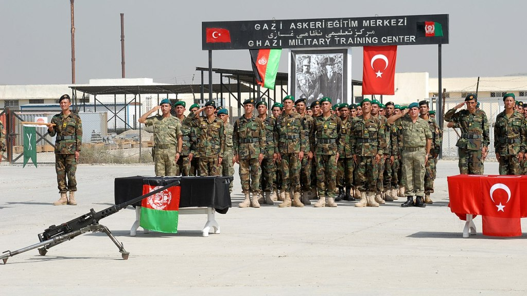 החזון הטורקי מתפשט גם לאפגניסטן
