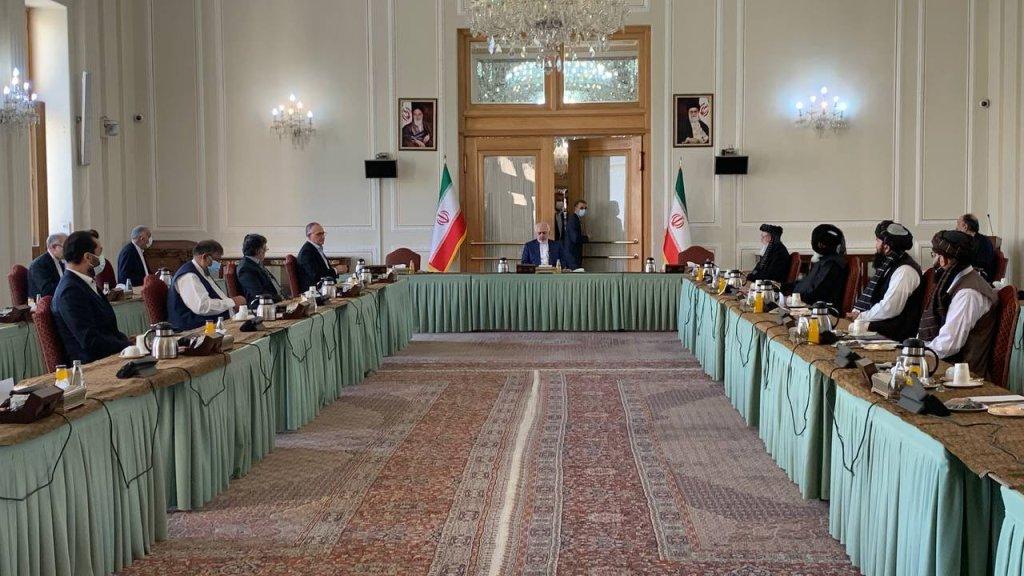 איראן מנצלת את המשבר באפגניסטן