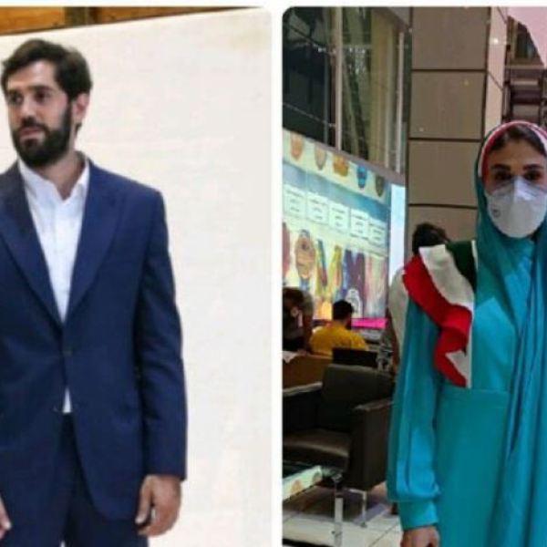 בשל לחץ ציבורי: איראן נאלצת להחליף את התלבושות של הנבחרת לאולימפיאדה