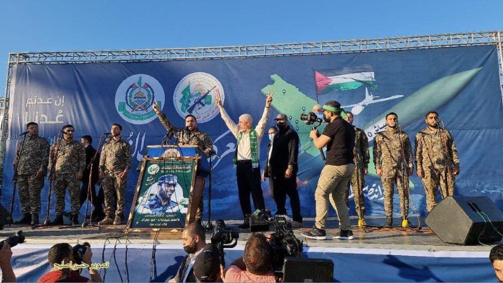 חמאס מעריך: ישראל תנסה תכיל הסלמה; נערך לפתיחה של חזית נוספת מצפון