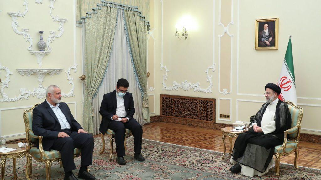 שתי חזיתות - התאום האיראני מתהדק מול ארגוני הג'יהאד