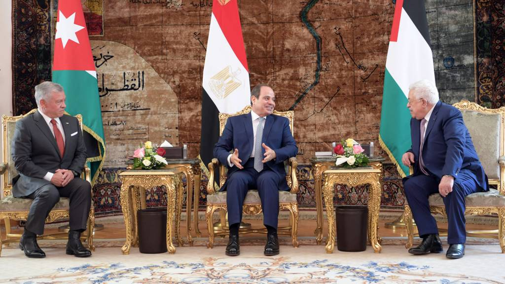 """תאום עמדות ערבי לפני כינוס ועידת האו""""ם"""